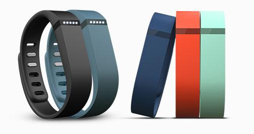 Fitbit Flex Review bands