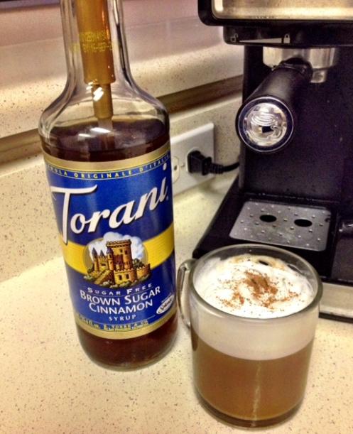 Torani Sugar Free Brown Sugar Cinnamon